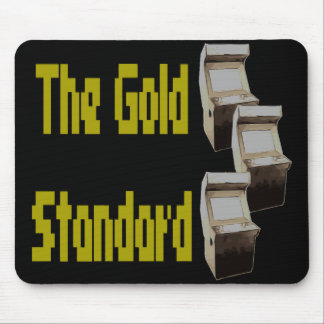 The gold standard arcade mousemats