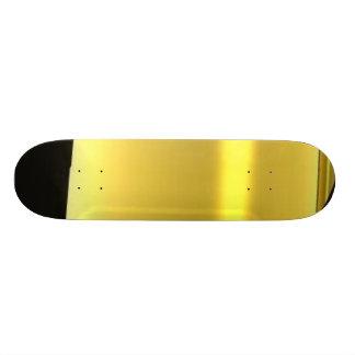The Gold Standard Custom Skate Board
