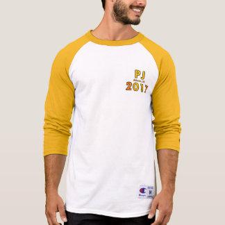 The Gold Standard PJ McMouse shirt! T-Shirt