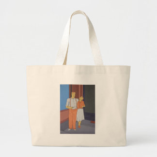 The Golden Age Of Bliss Canvas Bags