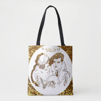 The Golden Age Of Hollywood - A Life On The Stoop Tote Bag