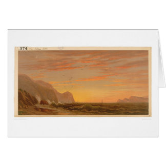 The Golden Gate (0643B) Greeting Card