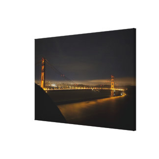 The Golden Gate Bridge from the Marin 2 Canvas Prints