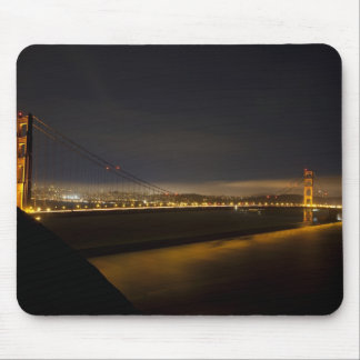 The Golden Gate Bridge from the Marin 2 Mouse Pad