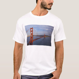 The Golden Gate Bridge from the Marin T-Shirt