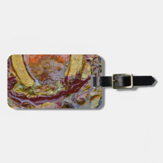 THE GOLDEN HORSE SHOE TAG FOR BAGS