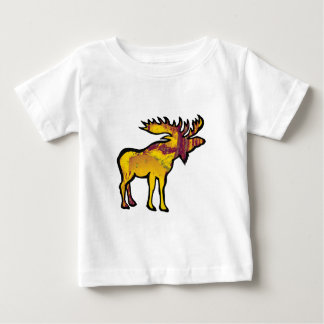 The Golden Moose Baby T-Shirt
