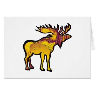 The Golden Moose Card
