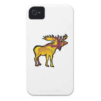 The Golden Moose iPhone 4 Cases