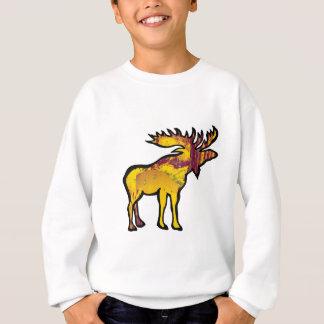 The Golden Moose Sweatshirt