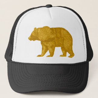 THE GOLDEN ONE TRUCKER HAT