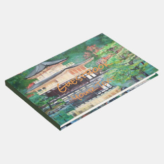 The Golden Pavilion, Guestbook