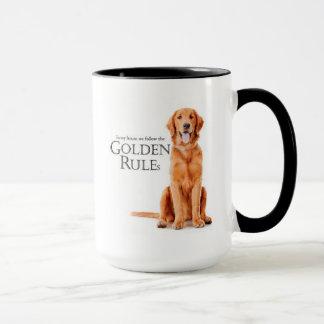 The Golden Rules Mug