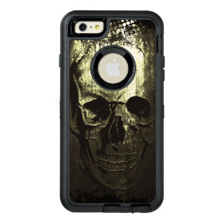 The Golden Skull Apple iPhone 6 Plus Case