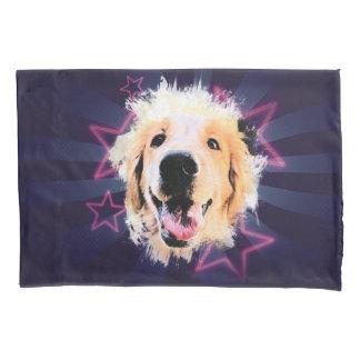The Golden STAR Fronha Pillowcase