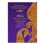 The Golden Swan Wedding Invitation 13 Cm X 18 Cm Invitation Card