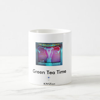 The Golden Temple Green Tea Time Mug