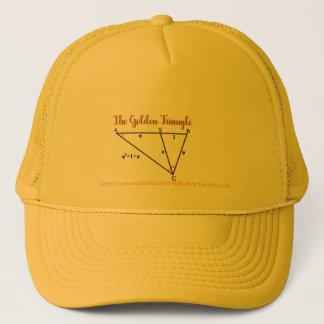 """The Golden Triangle"" Trucker Hat"