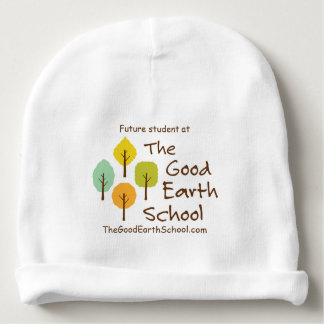 The Good Earth School Future Student Beanie Baby Beanie