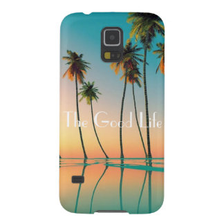 """The Good Life"" Samsung Galaxy s5 Phone Case"