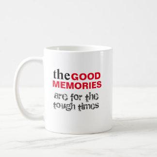the Good Memories Mug