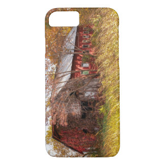 The Good Old Farming Days iPhone 7 Case