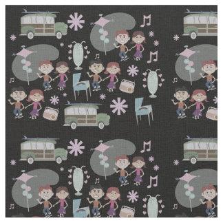 The Good Ole Days Fabric