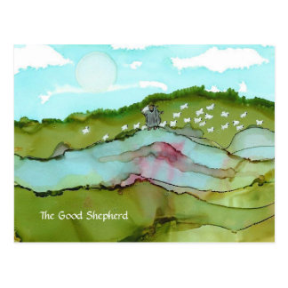 The Good Shepherd Postcard