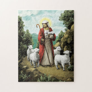 The Good Shepherd Puzzle