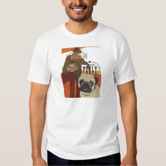 The Good, The Bad and The Pugly T-shirts