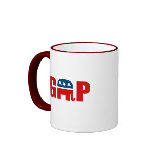 THE GOP COFFEE MUG