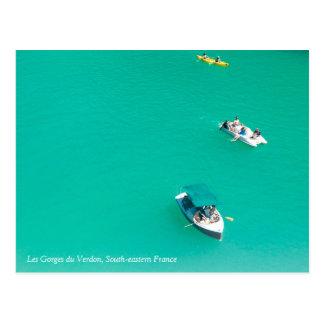 The Gorges Du Verdon Postcard