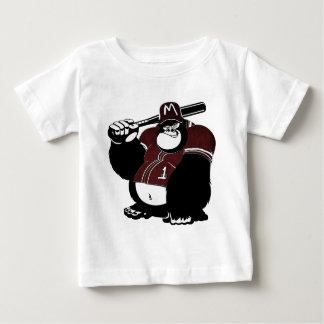 The Gorilla Baseball Club Baby T-Shirt