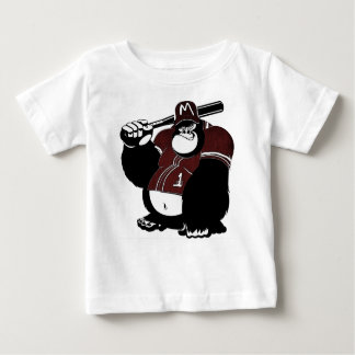 The Gorilla Baseball Club Baby T-Shirt