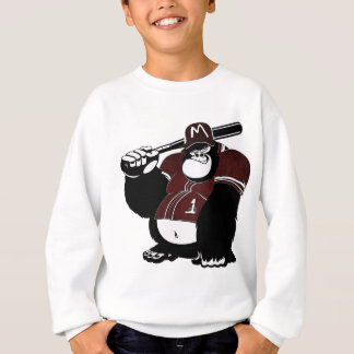 The Gorilla Baseball Club Sweatshirt