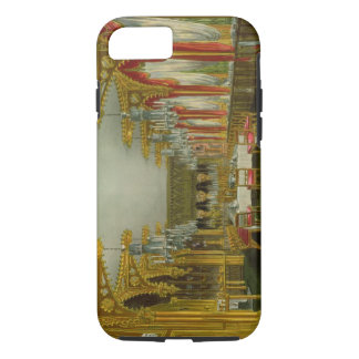 The Gothic Dining Room at Carlton House from Pyne' iPhone 7 Case