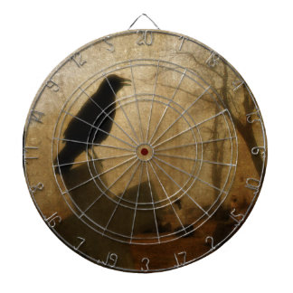 The Gothic Life Dartboard