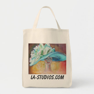 THE GOVERNESS TOTE BAG