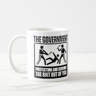 The Government is Here to Help Mug