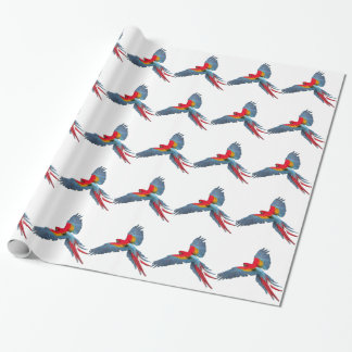 THE GRACEFUL WAY WRAPPING PAPER