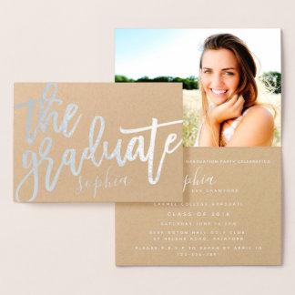 THE GRADUATE FOIL CARD