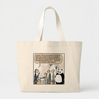 The Grammar Lover's Jumbo Tote