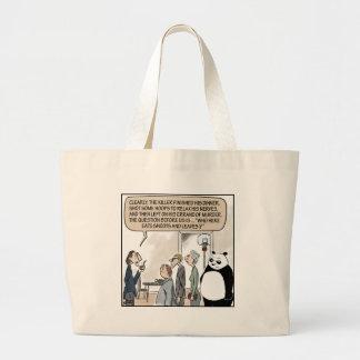 The Grammar Lover's Jumbo Tote Jumbo Tote Bag