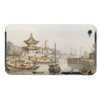 The Grand Canal, China, (w/c) Barely There iPod Case