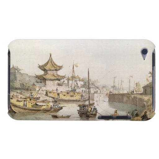 The Grand Canal, China, (w/c) iPod Touch Cases