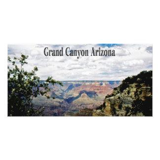 The Grand Canyon Custom Photo Card