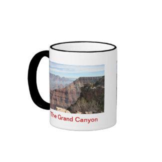 The Grand Canyon Ringer Mug
