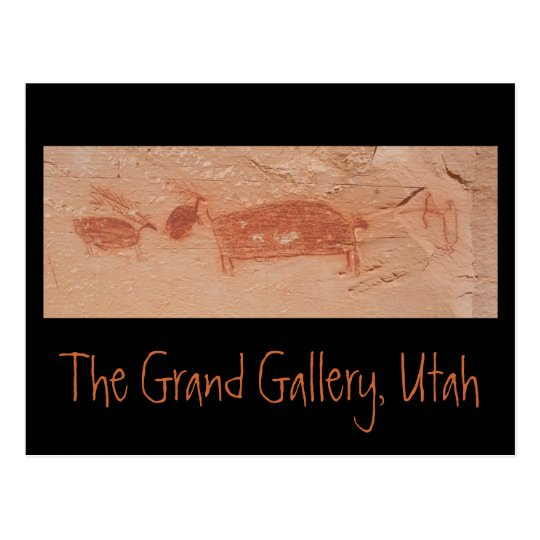 The Grand Gallery Postcard