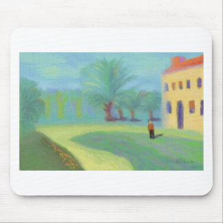 The Grand House Mouse Pad