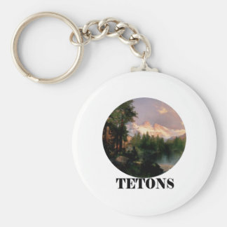 The Grand Ones Key Ring